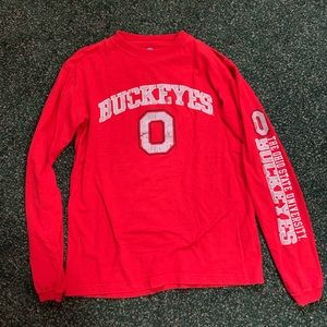 The Ohio State University NCAA shirt